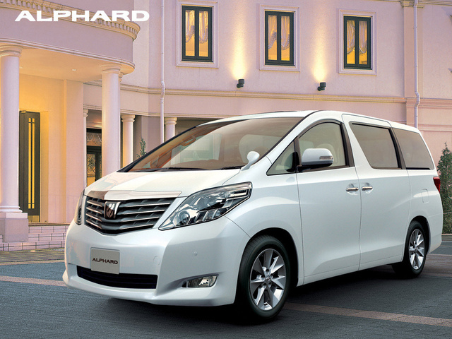 Picture of 2008 Toyota Alphard