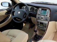2002 Lancia Lybra, The car I drove is not the one in this photo., interior