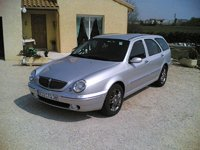 2002 Lancia Lybra, The car I drove is not the one in this photo., exterior