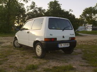 1992 Fiat Cinquecento Overview