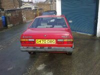1989 Volkswagen Polo, before i restored the paint, exterior, gallery_worthy
