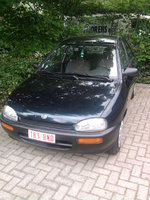 1994 Mazda 121 Overview