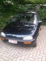 Picture of 1994 Mazda 121, exterior