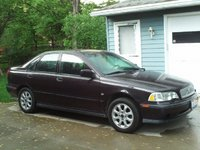 2000 Volvo S40 STD, The day we bought it, exterior