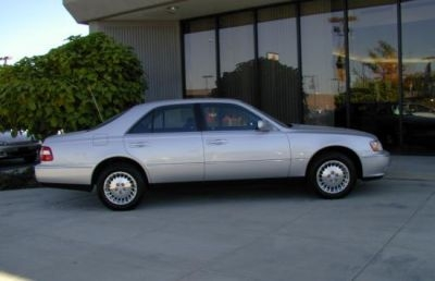 1998 Infiniti Q45 4 Dr STD Sedan picture