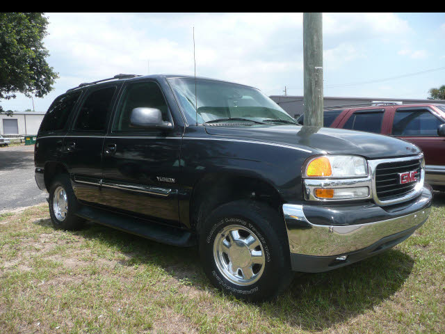 Picture of 2003 GMC Yukon SLT 4WD