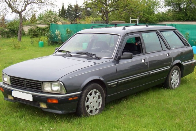 Picture of 1990 Peugeot 505