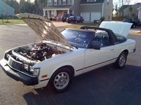 Picture of 1981 Toyota Celica GT coupe, engine, exterior