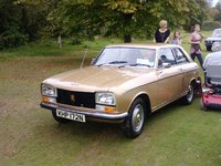 1974 Peugeot 304 Overview