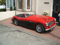 1957 Austin-Healey 100/6 Overview