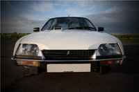 1979 Citroen CX Overview