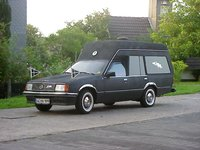 1981 Opel Rekord Overview