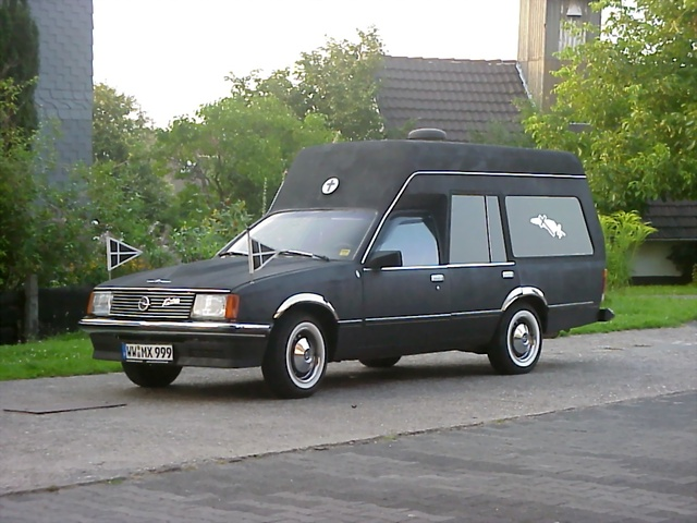 Picture of 1981 Opel Rekord