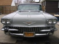 1958 Cadillac Sixty Special, My 1958 Cadillac Series 62 Lucy, exterior