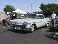 1958 Cadillac Sixty Special, The only woman I'll ever be sexually attracted to., exterior