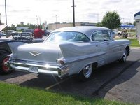 1958 Cadillac Sixty Special Overview