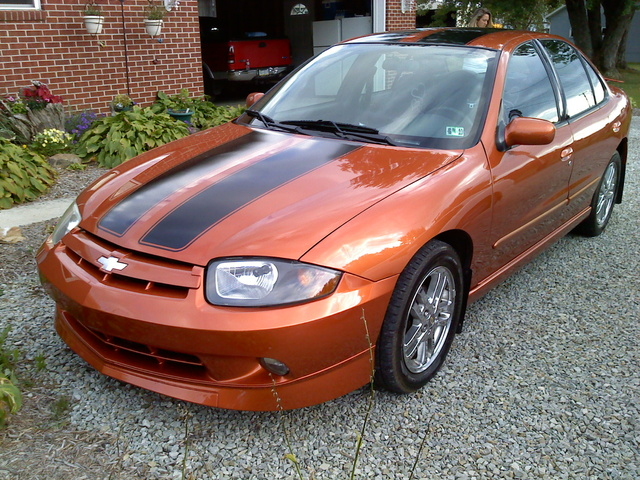 Picture of 2004 Chevrolet Cavalier LS Sport Sedan FWD