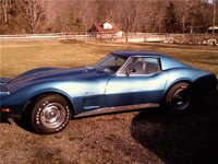 1976 Chevrolet Corvette Coupe, L82, exterior, gallery_worthy