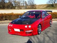 2001 Acura Integra 4 Dr LS Sedan picture, exterior