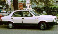 1986 FIAT Regata Picture Gallery