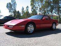 1988 Chevrolet Corvette Coupe, :( Someday we shall ride again old buddy!, exterior