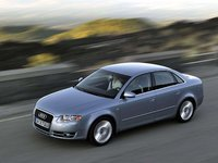 2006 Audi A4, The car I drove is not the one in this photo., exterior
