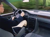 1999 Rover 400, The car I drove is not the one in this photo., interior