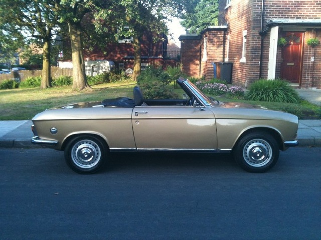 Picture of 1975 Peugeot 304