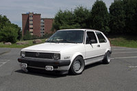 1984 Volkswagen Golf Picture Gallery