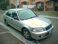 2001 Honda City picture, exterior