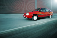 1988 Citroen BX Overview