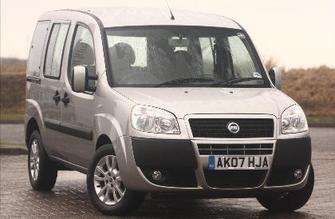 Picture of 2007 Fiat Doblo