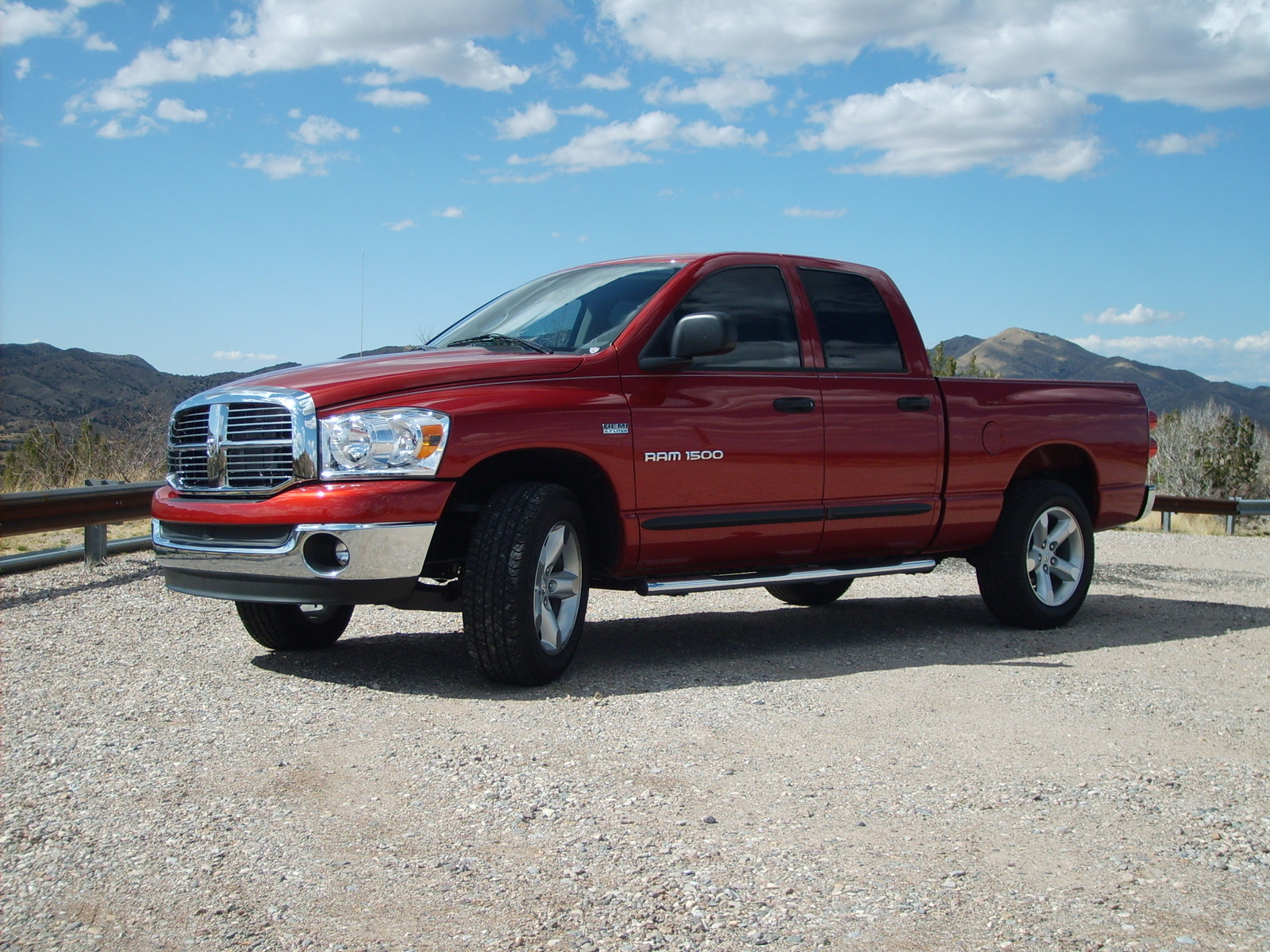 2007 dodge ram pickup 1500 exterior pictures cargurus. Black Bedroom Furniture Sets. Home Design Ideas