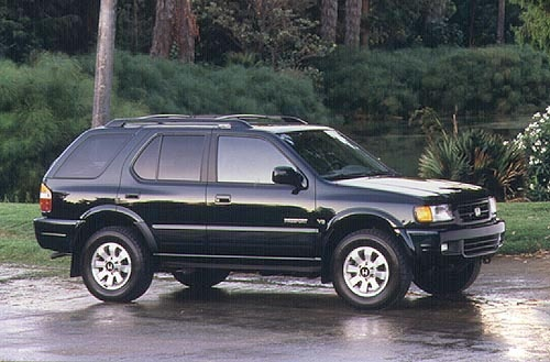 2001 Honda Passport  Overview  CarGurus