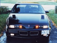 1989 Pontiac Grand Prix, Photographed in my driveway shortly after being picked up at the dealership., exterior