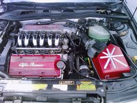 Picture of 1994 Alfa Romeo 164, engine, gallery_worthy