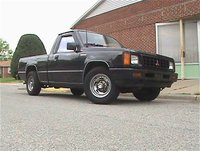1993 Mitsubishi Mighty Max Pickup Picture Gallery