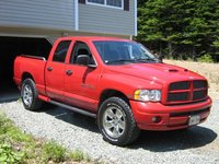 Picture of 2005 Dodge Ram 1500 Laramie Quad Cab SB 4WD, exterior, gallery_worthy