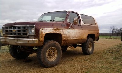 Picture of 1977 Chevrolet Blazer, exterior, gallery_worthy