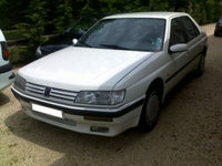 1992 Peugeot 605 Overview