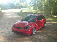 2002 Ford Focus SVT 2 Dr STD Hatchback picture, exterior