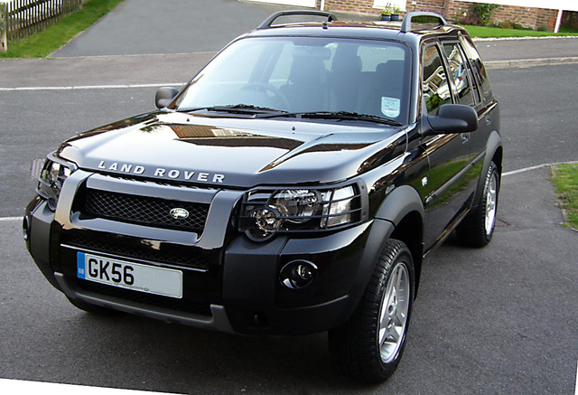 Picture of 2006 Land Rover Freelander Sport