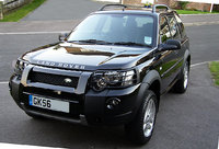 2006 Land Rover Freelander Overview