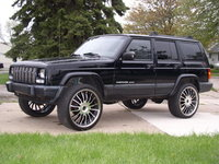 Picture of 1999 Jeep Cherokee Sport 4-Door 4WD, exterior, gallery_worthy