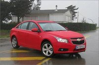 Picture of 2011 Chevrolet Cruze, exterior, gallery_worthy
