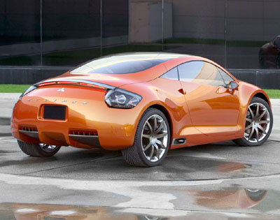 picture of 2011 mitsubishi eclipse exterior gallery_worthy
