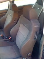 2000 Volkswagen GTI GLS 1.8T, Recaros, interior