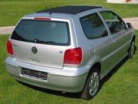 1998 Volkswagen Polo, VW Polo Open Air, exterior