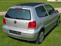 1998 Volkswagen Polo, VW Polo Open Air, exterior