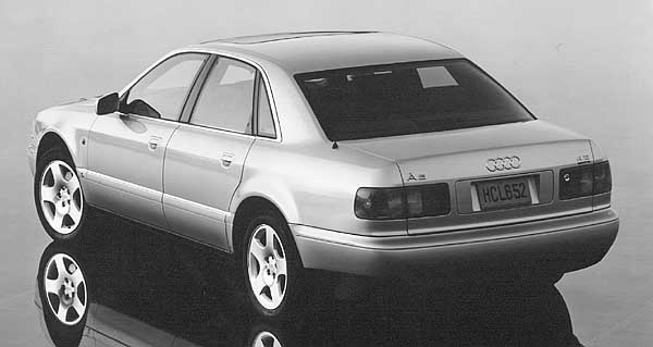 Picture of 1997 Audi A8